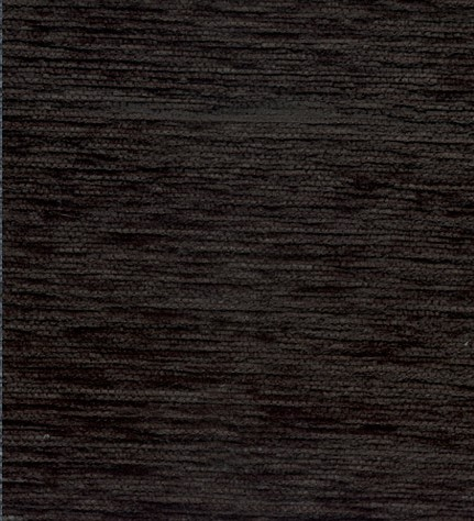 Žinylková jednobarevná látka TRAIN UNI 283 tmavě hnědá