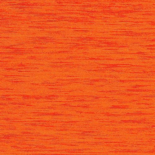 Žinylková jednobarevná látka PASTEL UNI 28-05 oranžová