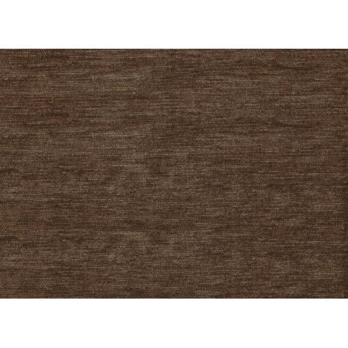 Žinylková jednobarevná látka MERINO UNI 228 tmavé kapučíno