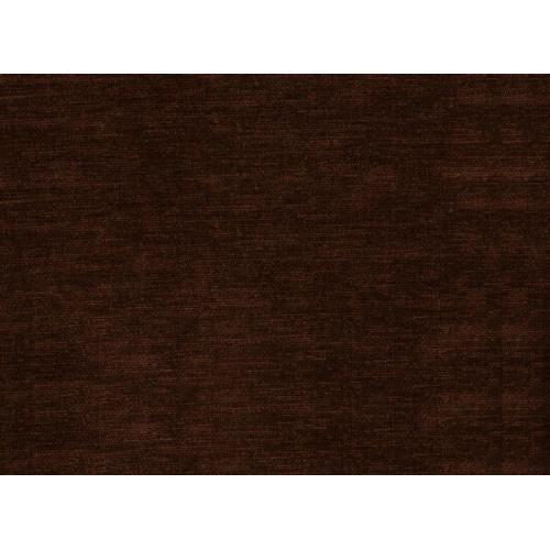 Žinylková jednobarevná látka MERINO UNI 125 tmavě hnědá