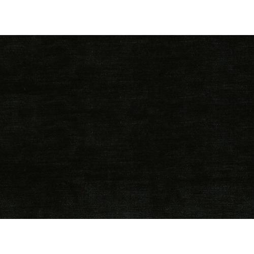 Žinylková jednobarevná látka MERINO UNI 95 černá