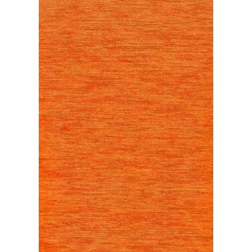 Žinylková jednobarevná látka ZARA 111-M38 oranžová