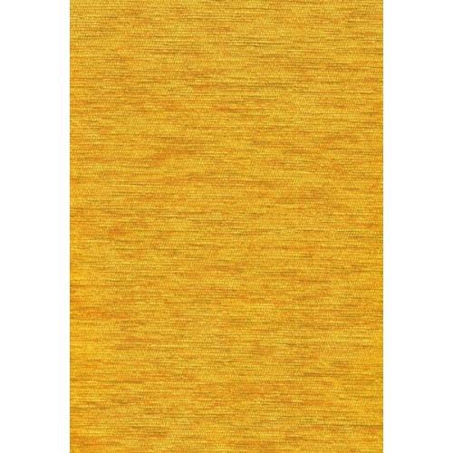 Žinylková jednobarevná látka ZARA 111-M83 žluto-oranžová