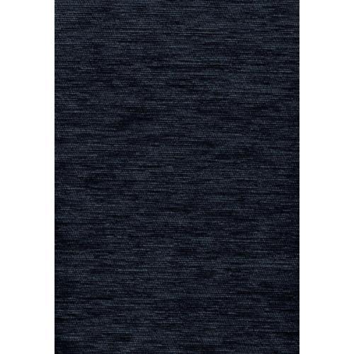 Žinylková jednobarevná látka ZARA 103-M81 tmavě modrá