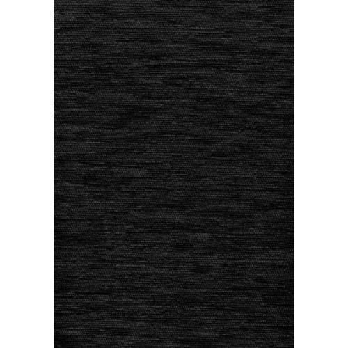 Žinylková jednobarevná látka ZARA 103-M95 černá
