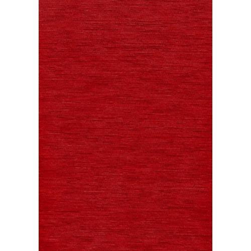 Žinylková jednobarevná látka ZARA 106-M88 královská červená