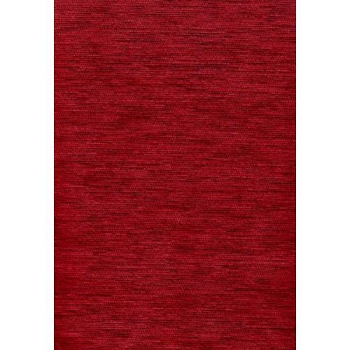 Žinylková jednobarevná látka ZARA 106-M39 červeno-vínová