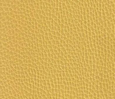 Koženka žlutá metráž DOLARO Z02