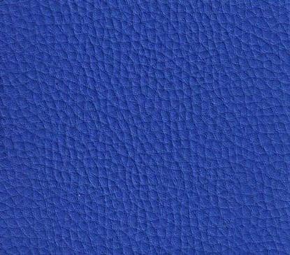 Koženka královská modrá metráž DOLARO N-1