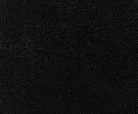 Čalounická koženka metráž LIZA černá matná