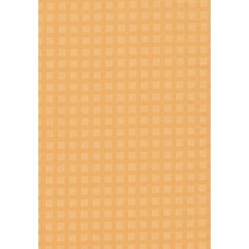 Ubrusovina s drobným vzorkem kostičky 1/174 lososová