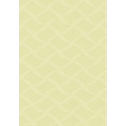 Ubrusovina s drobným vzorkem vlnky 2/166 slonová kost