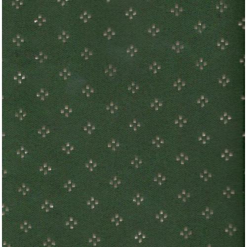 Čalounická potahová látka hladká PISA 95 zelená