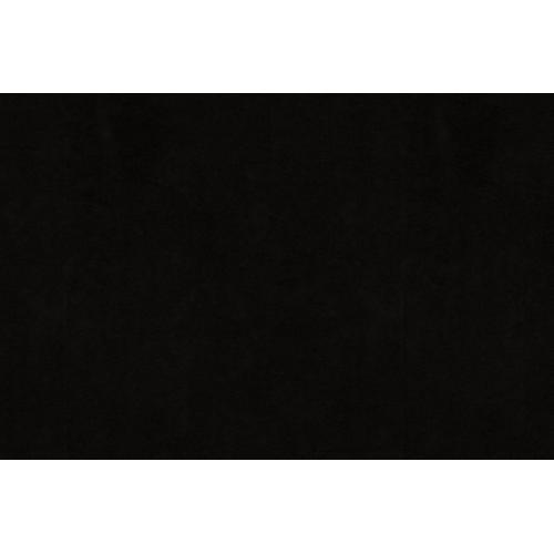 Mikroplyš metráž potahová látka ALKAT 17 černá