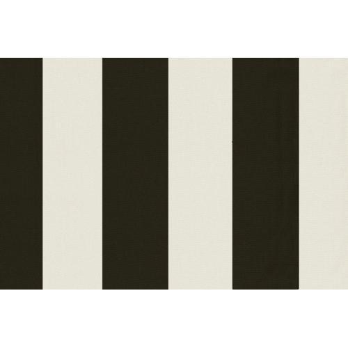 Voduodpudivá látka na zahradní nábytek SUMMER LUNA 10 černá