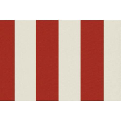 Voduodpudivá látka na zahradní nábytek SUMMER LUNA 28 tmavě červená
