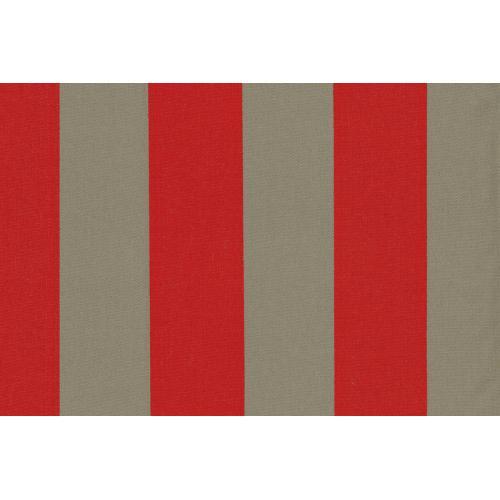 Voduodpudivá látka na zahradní nábytek SUMMER LUNA 68 červená